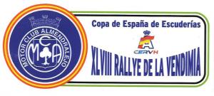 Ya está aquí, ya llegó, todo un clásico de Rallye en Extremadura; El Vendimia